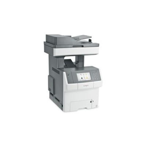 Lexmark X748de A4 Colour Laser Multifunction -Professional