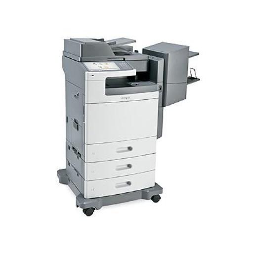 Lexmark X792DTSE A4 Colour Laser Multifunction