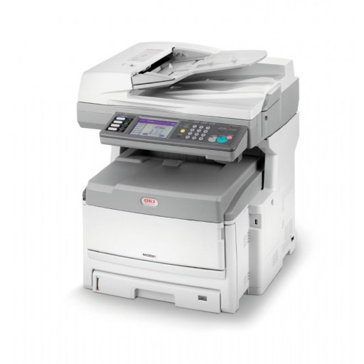 OKI MC851 A3 Colour Multifunction Printer