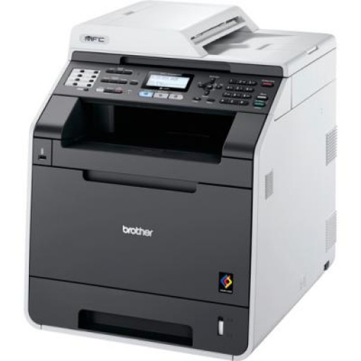 Brother MFC9465CDN Network Ready Colour Laser All-in-one Duplex Printer