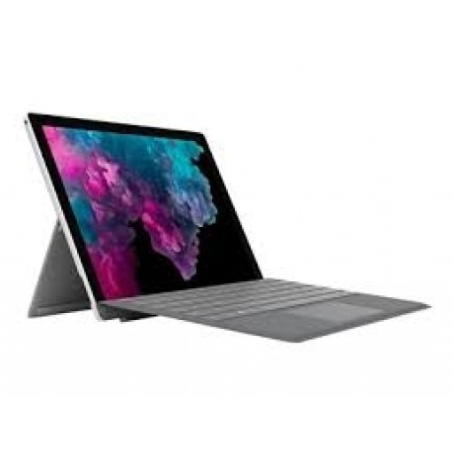 Microsoft LQJ-00001, Surface Pro 6, 8th gen, Intel Core i7-8650U, 512 GB, Platinum