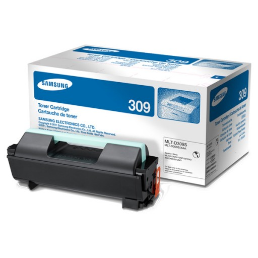 Samsung MLT-D309S/ELS, ML5510/ML6510 Toner Cartridge - Black Genuine