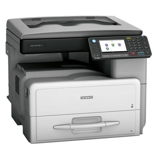 Ricoh Aficio MP 301SP Compact & High value A4 B/W Multifunctional