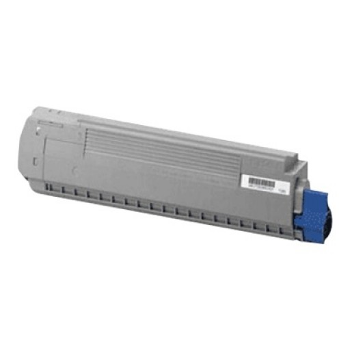OKI 44059168 Toner Cartridge, MC851 - Black Genuine