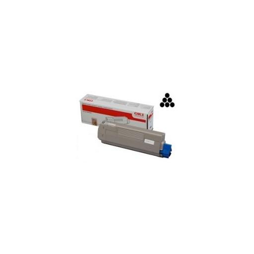 OKI 44059260 Toner Cartridge Black, ES8451, ES8461- Genuine