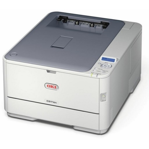 OKI C511DN A4 Colour Laser Printer