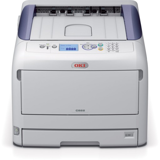 OKI C822DN A3 Colour Laser Printer