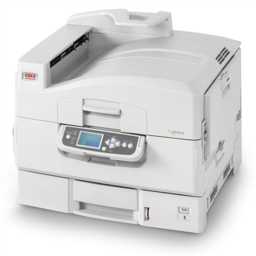 OKI C9850HDN A3 Colour Laser Printer