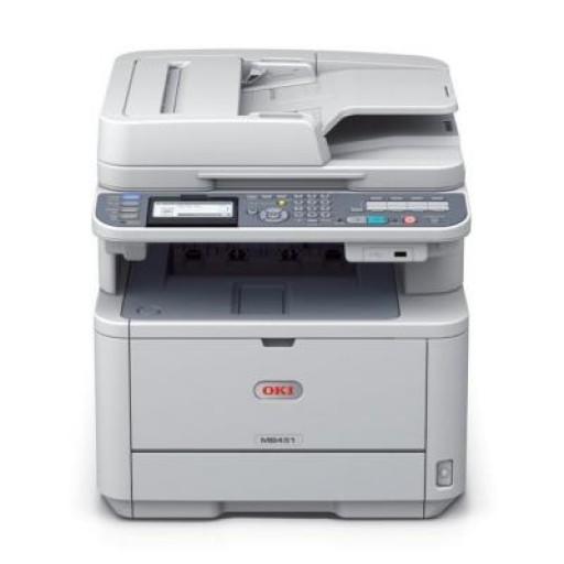 OKI MB451DN A4 Multifunctional Laser Printer