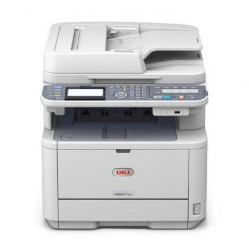 OKI MB471DNW A4 Multifunctional Laser Printer