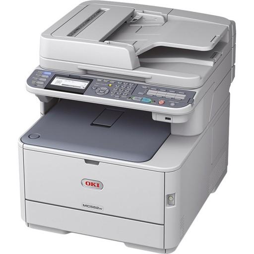 OKI MC562dnw Colour Multifunction Printer