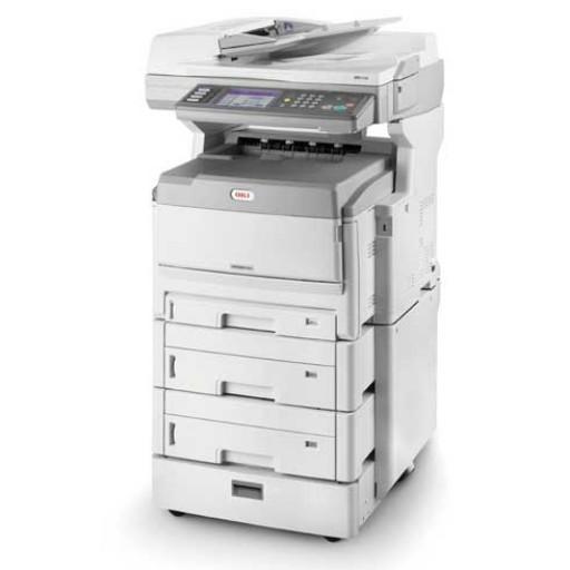 OKI MC851CDTN A3 Colour Laser Multifunction Printer