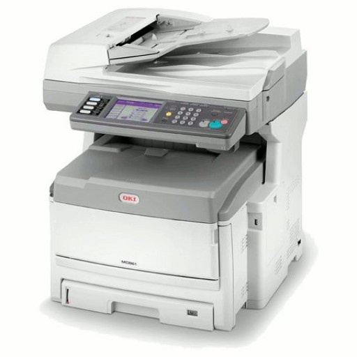 OKI MC861 A3 Colour Multifunction Printer