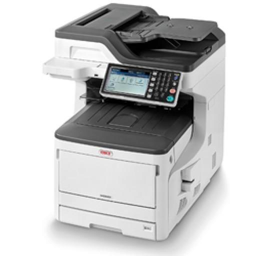 Oki MC853, Colour Multifunction Printer