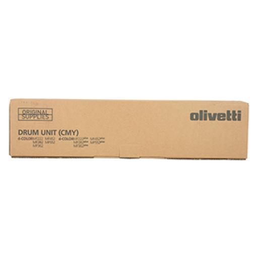Olivetti B1045, Drum Unit Colour, D Color MF222, 282, 362, 452- Compatible