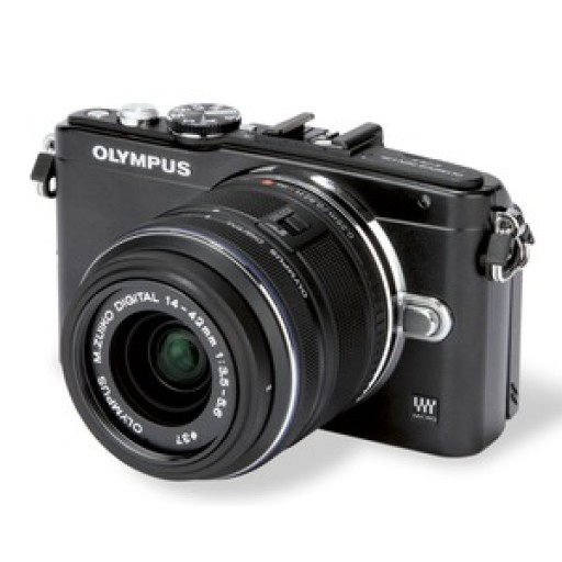 Olympus PEN E-PL5 Camera + 14-42 mm Lens Kit