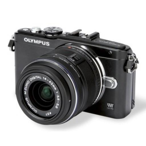 Olympus PEN E-PL5 Black + 14-42 mm Lens Kit