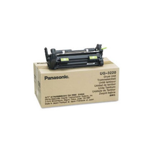 Panasonic UG-3202 Toner Kit, UF 733 - Black Genuine