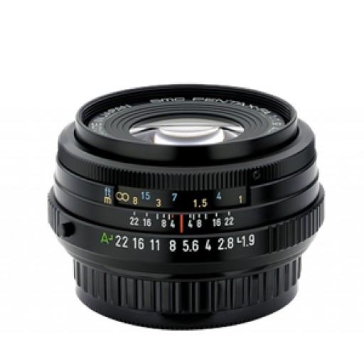 Pentax Imaging 43mm f/1.9 Limited, Black