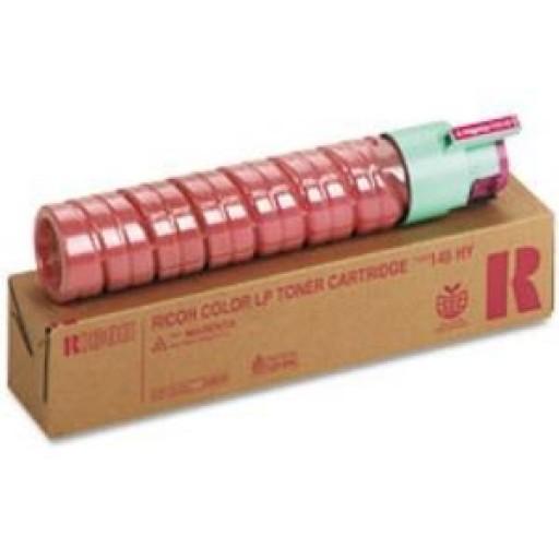Ricoh 841344 Toner Cartridge Magenta, MP C4500 - Genuine