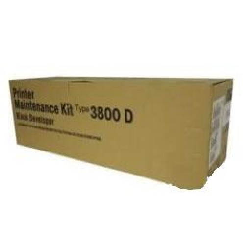 Ricoh 400661 Developer Black, Type 3800D, AP3800, AP3850 - Genuine