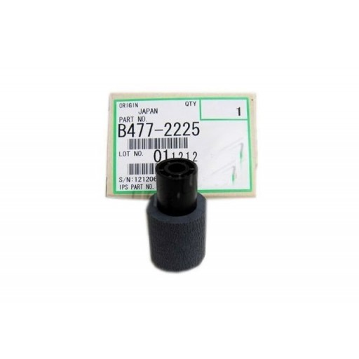 Ricoh B4772225 Pick Up Roller, 1055, 1060, 1075, 1085, 2051, 2060, 2075, 2090, 2105, 3260 - Genuine