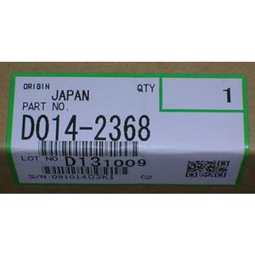 Ricoh D014-2368 Lubricant Supply Blade, MP C6000, MP C7500, Pro C550Ex, C700Ex - Genuine