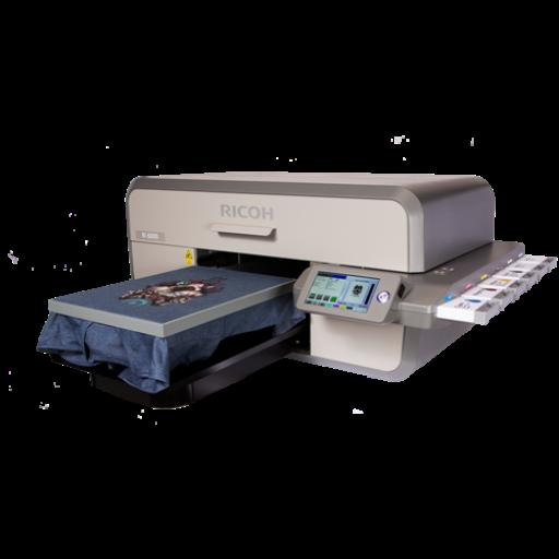 Ricoh Ri 3000, Direct To Garment Printer