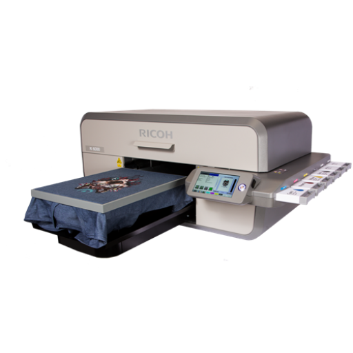 Ricoh Ri 6000, Direct To Garment Printer