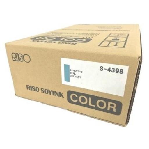 Riso S4398, Soyink Teal, GR3770, RP3100, RP3105, RZ200- Original
