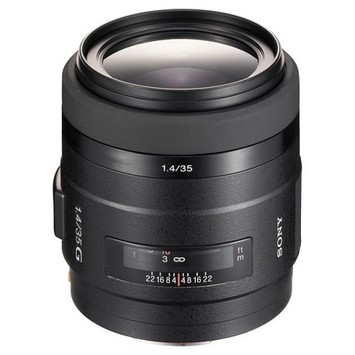 Sony Sal35F14g - 35mm Lens