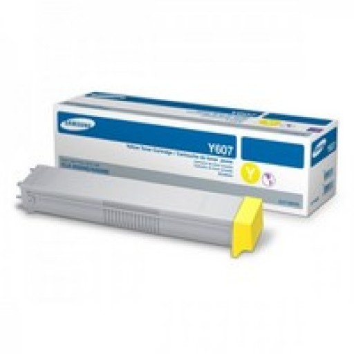 Samsung CLT-Y6072S/ELS, CLX-9250 Toner Cartridge - Yellow