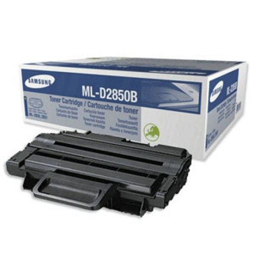Samsung ML-D2850B Toner Cartridge, ML-2850 - HC Black Genuine