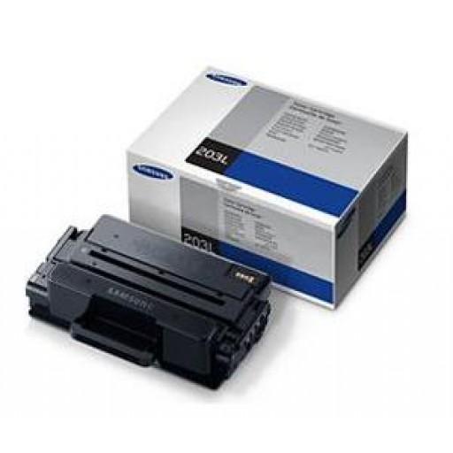 Samsung MLT-D203L Toner Cartridge, SL-M3320, M3370, M3820, M3870, M4070 - HC Black Genuine