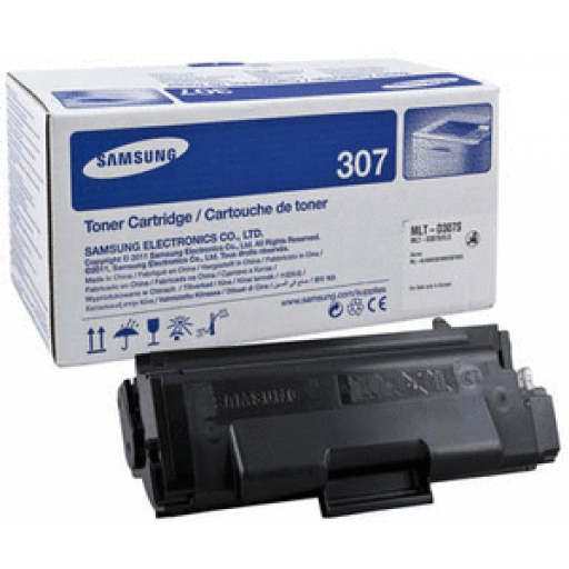 Samsung MLT-D307S/ELS, 4510/5010/5015 Toner Cartridge - Black