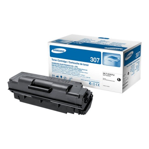 Samsung MLT-D307U Toner Cartridge, ML-4510, ML-4512, ML-5010, ML-5012, ML-5015, ML-5017 - Black Genuine