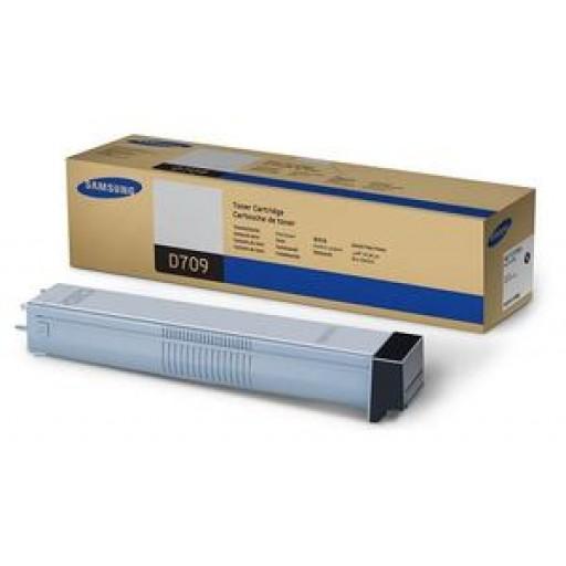 Samsung MLT-D709S, Toner Cartridge Black, SCX 8123, 8128- Original