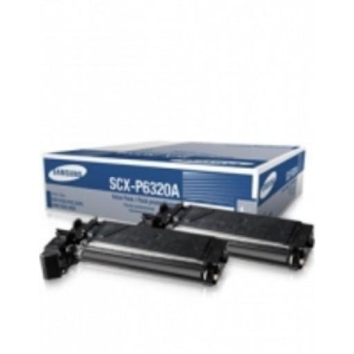 Samsung SCX-P6320A, Toner Cartridge Black Multipack, SCX-6122, 6220, 6320, 6322- Original