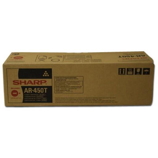 Sharp AR450LT, Toner Cartridge Black, ARM300, M350, M450- Original