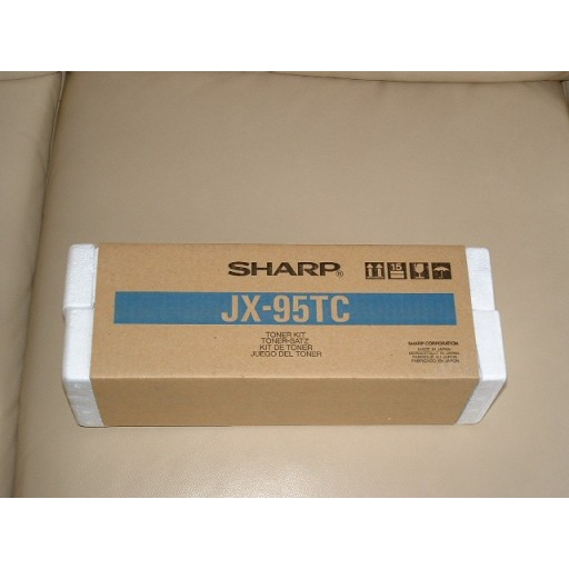 Sharp JX-95TC Toner Cartridge, JX9500 - Black Genuine