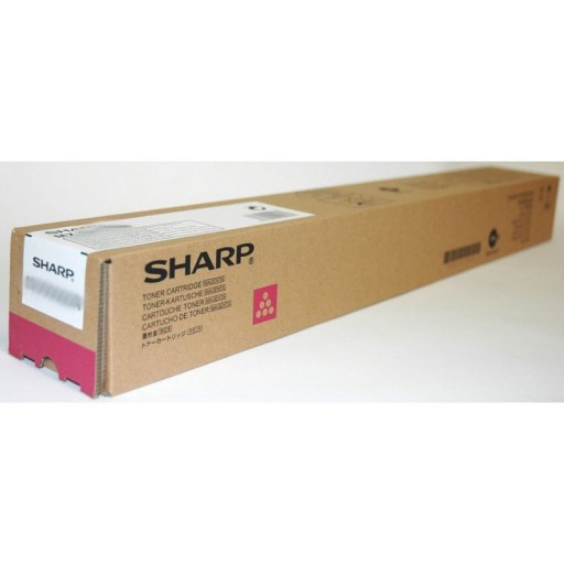 Sharp MX-62GTMA, Toner Cartridge Magenta, MX-6240N, MX-7040N- Original