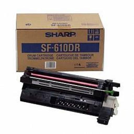 Sharp SF610DR Drum unit, SF 2010 - Black Genuine
