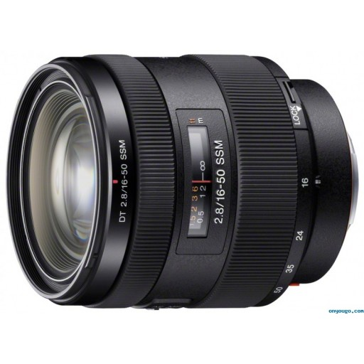 Sony 16-50mm F2.8 Ssm Zoom Lens