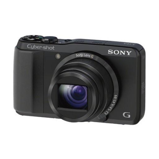 Sony DSC-HX20V, Black Digital Camera
