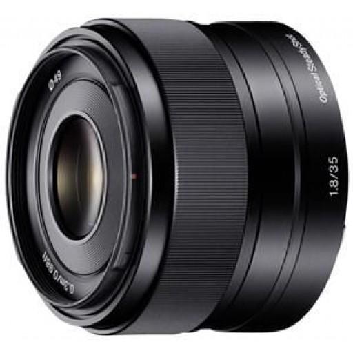Sony Sel35F18 E-mount lens