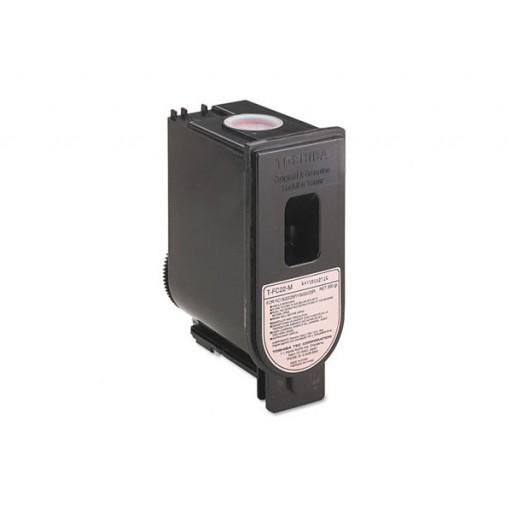 Toshiba T-FC22-M Toner Cartridge, FC15, FC22 FC25P - Magenta Genuine