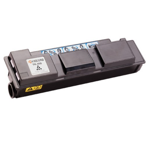 Kyocera Mita TK-450, Toner Cartridge- Black, FS-6970DN- Genuine