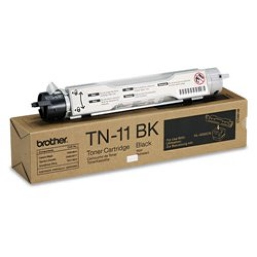 Brother TN-11BK Toner Cartridge Black, HL-4000- Original