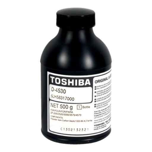 Toshiba D-4530 Developer, E Studio 205L, 206L, 255, 256, 305, 306, 355, 356, 455, 456, 506 - Black Genuine