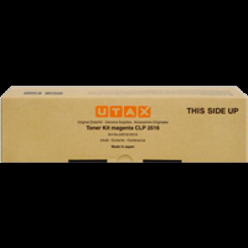 UTAX CLP 3516 Toner Cartridge - Magenta Genuine (4451610014)